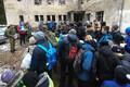 В походе из Перессааре в Авинурме приняли участие около 80 человек.