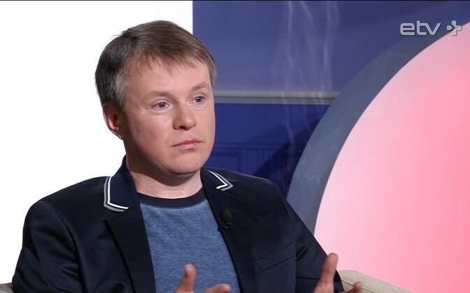 Учитель Дмитрий Рыбаков.