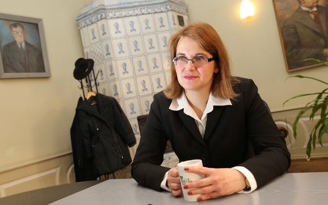 Soolise võrdõiguslikkuse ja võrdse kohtlemise volinik Liisa Pakosta.