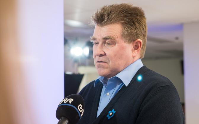 Juhan Kivirähk of Turu-uuringute AS.