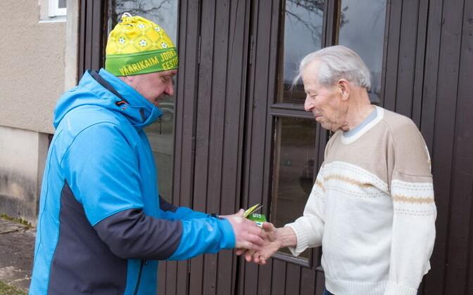 Mati Jürisson ja Benno Viirandi
