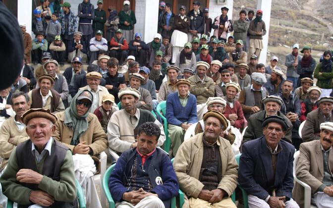 Teadlased uurisid pakistanlaste geene.
