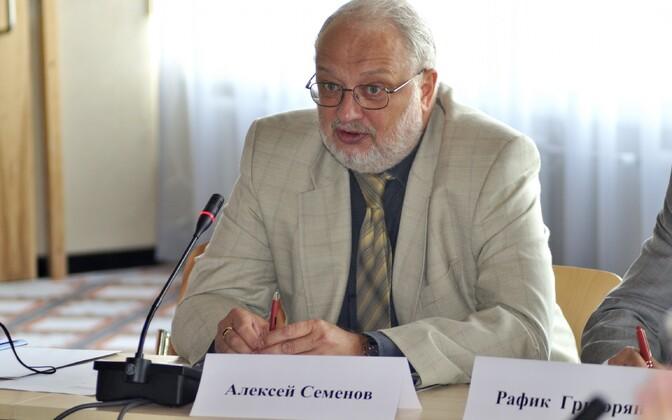 Aleksei Semjonov.