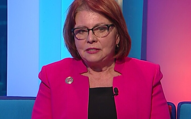 Председатель Союза женщин Сийри Овийр