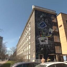 Telemaja suur seinamaal