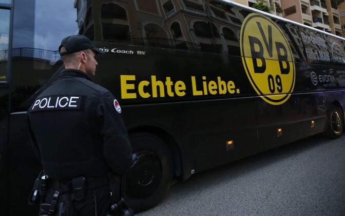 Dortmundi Borussia buss