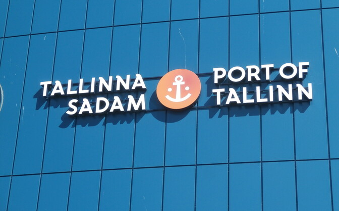 Port of Tallinn log