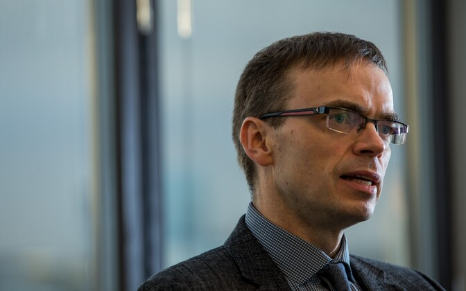Minister of Foreign Affairs Sven Mikser.