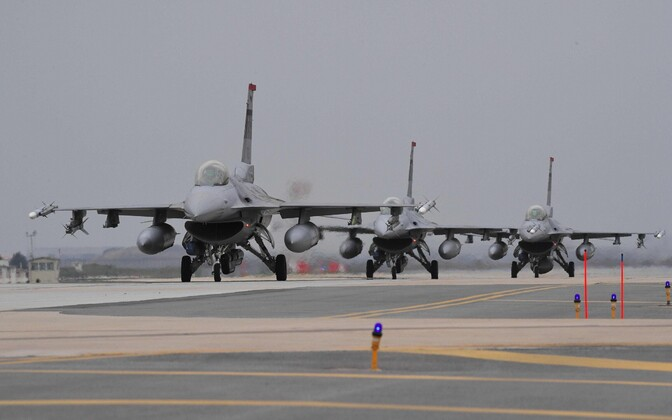 USA ja Lõuna-Korea ühised õppused.