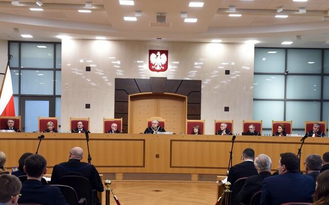 Poola kohtunikud.