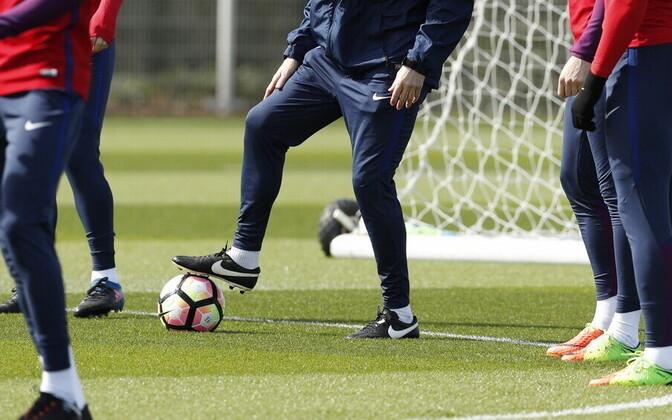 Tottenhami treeningväljak