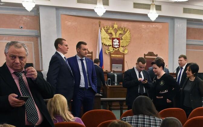 Venemaa ülemkohus otsustas aprillis keelustada usulahu Jehoova tunnistajad.