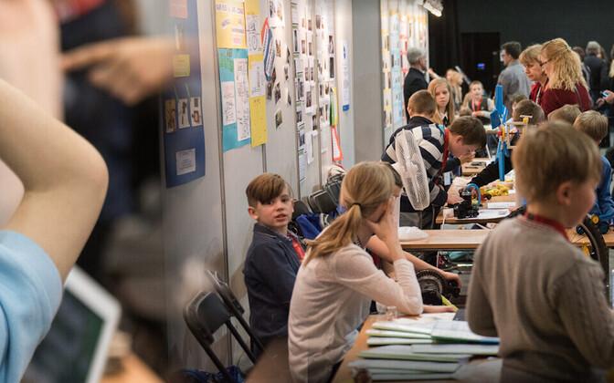 Õpilaste teadusfestival 2017.