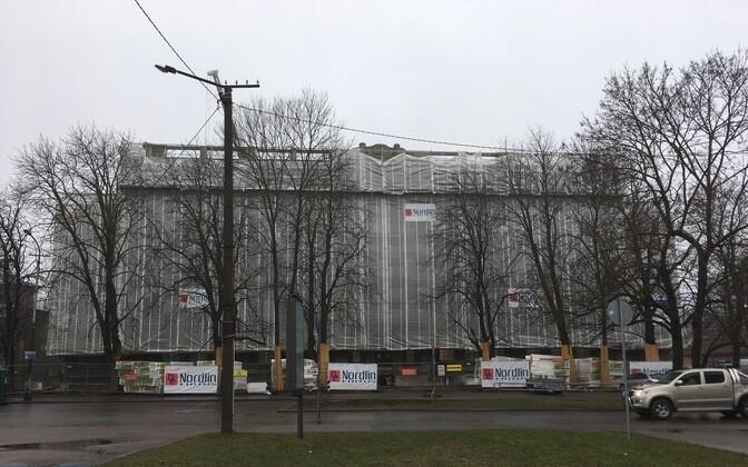 GAGi uus hoone