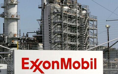 Exxon Mobil.