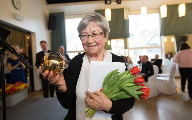 Aino Pervik.