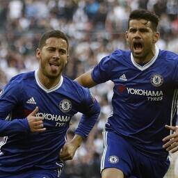 Eden Hazard, Diego Costa (Chelsea)
