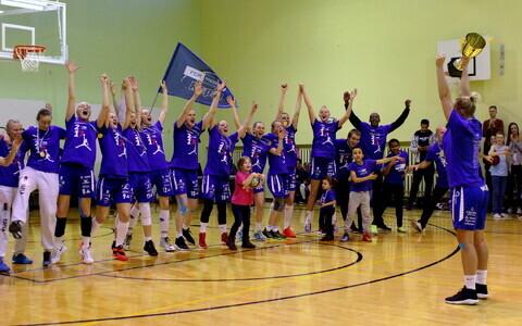 Tallinna Ülikool - FCR Media/Rapla KK