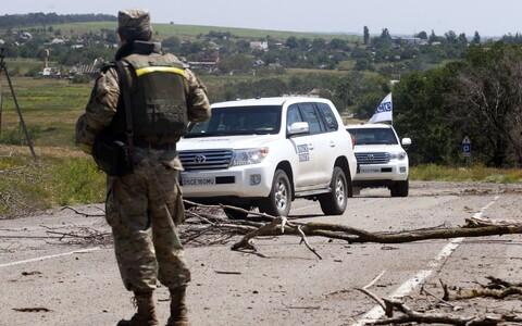 Миссия ОБСЕ на Украине.