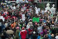 New Yorgis tõi marss tänavatele umbes 20 000 inimest
