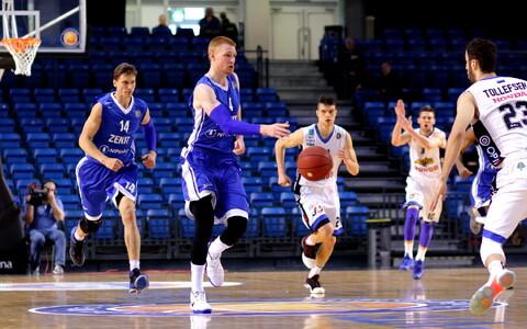 BC Kalev/Cramo - Peterburi Zeniit / Aaron White