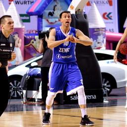 BC Kalev/Cramo - Peterburi Zeniit / Ryan Toolson