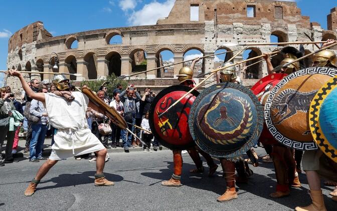 Rooma aastapäev