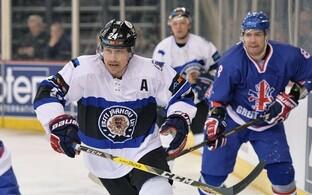 Сборная Эстонии проиграла команде Великобритании со счетом 1:5.