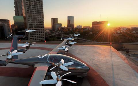 Sellel aastal saavutavad aga sõidu ja lennuvõime mitmete projektide viljad.