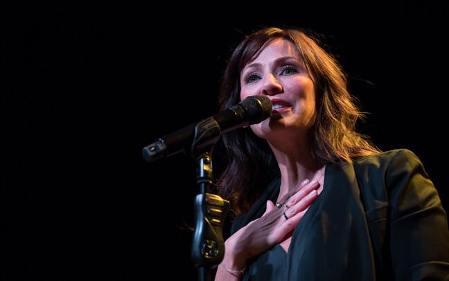 Natalie Imbruglia kontsert Tallinnas