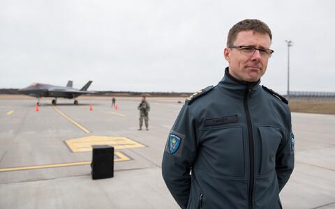 Полковник Яак Тариен.