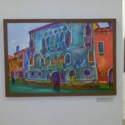 Выставка Владимира Бачу.