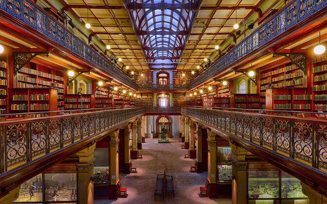 Digitaalsesse raamatukokku võinuks jõuda kõik maailma raamatud.