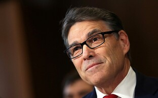 USA energeetikaminister Rick Perry.