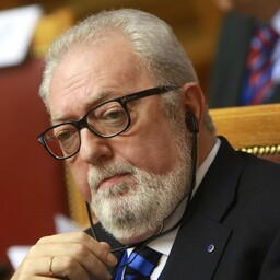 Pedro Agramunt, President of the Parliamentary Assembly of the Council of Europe (PACE).
