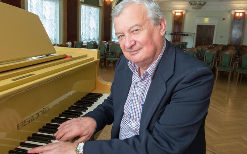 Маэстро Владимир Игнатов.