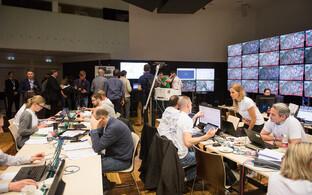 Tallinnas toimub esmaspäevast reedeni NATO küberkaitsekeskuse korraldatav suurõppus, millest võtab osa ligi 800 inimest 25 riigist.