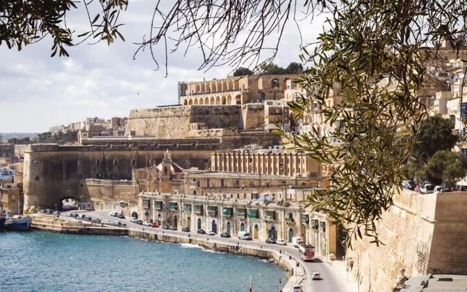 Столица Мальты - город Валетта.