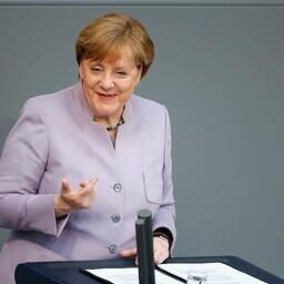 Saksamaa liidukantsler Angela Merkel.