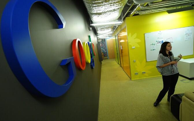 Google eirab riigikogu katset kontakti võtta.
