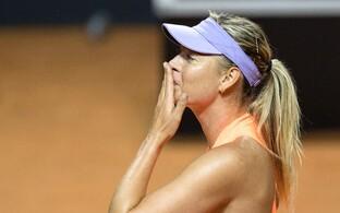 Мария Шарапова пробилась в четвертьфинал турнира в Штутгарте.