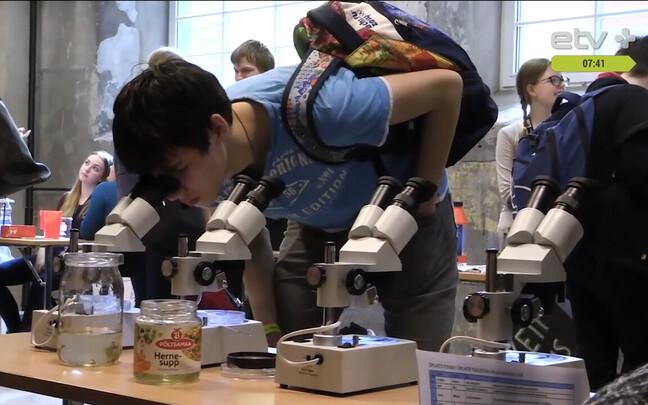 Научный фестиваль школьников.