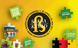 The Saksa Kevad culture festival will continue until May 25.