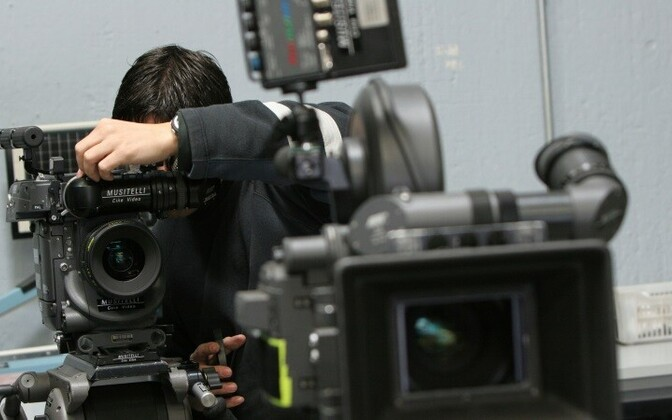 Эстония и Франция заключили соглашение о кинематографе.