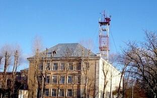 Слева от Кесклиннаской гимназии в Нарве построят новую госгимназию.