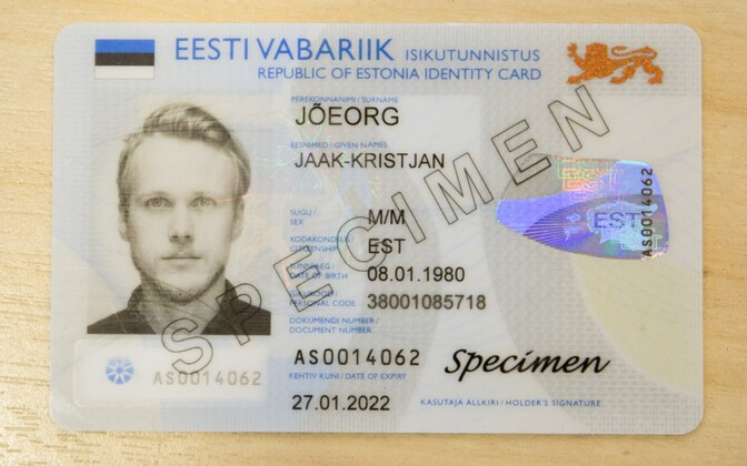 Oberthur will take over the production of Estonia's various ID cards beginning in 2019.