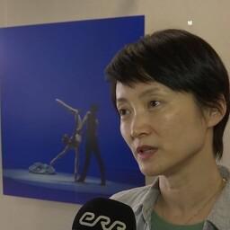 Художественный руководитель Пекинского театра современного танца Яаньюан Вонг.