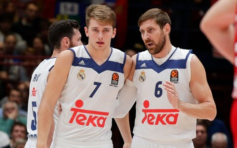 Luka Doncic ja Andres Nocioni