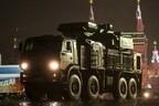 Противовоздушная оборонительная система «Панцирь-С».