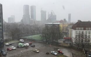 Погода пока не радует жителей Эстонии.